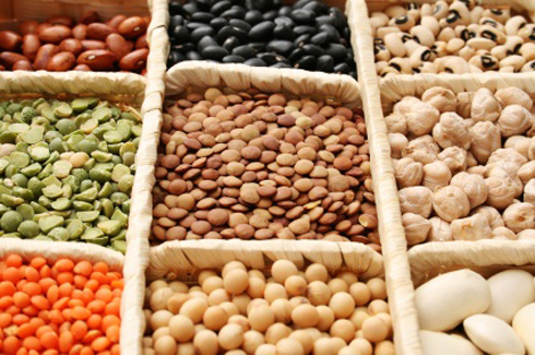 nếu lo lắng không cung cấp đủ lượng protein cơ thể cần mỗi ngày từ thịt động vật bạn có thể bổ sung thêm lượng protein với các loại thực vật dưới đây