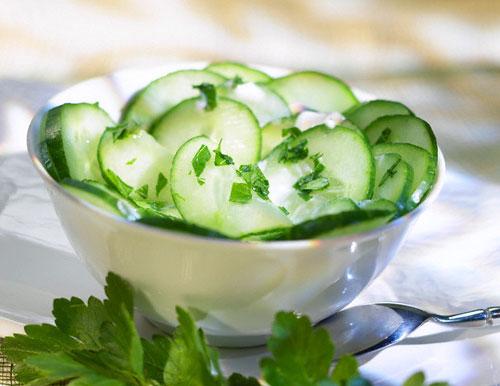 7 thực phẩm bổ sung nước rất tốt cho cơ thể
