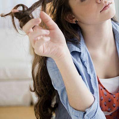 Xoắn và xoáy tròn lọn tóc