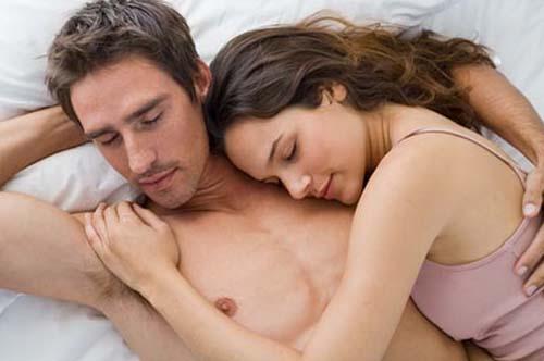 Giường là nơi để ngủ và sex. Ảnh minh họa: Internet