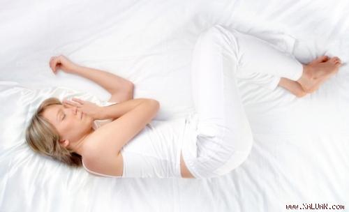 Tư thế ngủ tốt cho sức khỏe