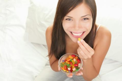 Các loại thực phẩm có lợi cho cơ thể nhưng có hại cho răng 3