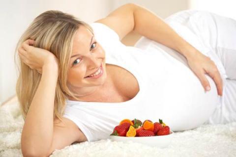 Bí quyết giúp mẹ bầu có thai kỳ khỏe mạnh - hình 2
