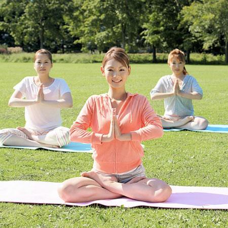 tập yoga giúp tăng cường hệ thống miễn dịch