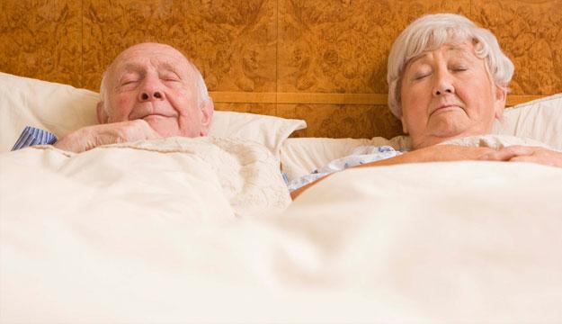 Bí quyết giúp người cao tuổi có một giấc ngủ ngon