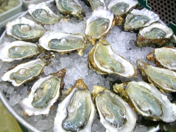 Mối nguy từ hải sản
