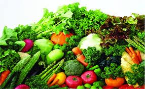 tăng cường rau xanh cho người bị cao huyết áp