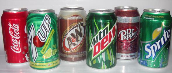 uống nước ngọt thường xuyên khiến cho bạn bị tăng cân