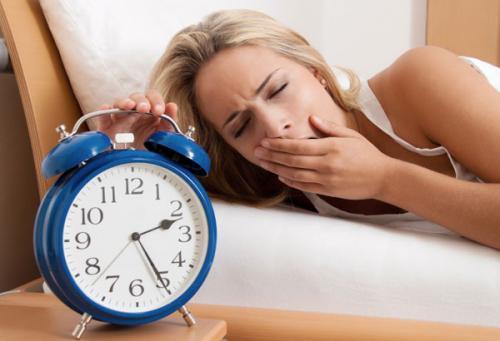 thiếu ngủ có thể khiến cho bạn tăng cân