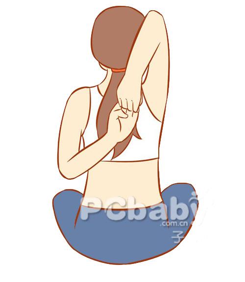 Bài yoga cực dễ cho mẹ bầu khỏe đẹp - 6