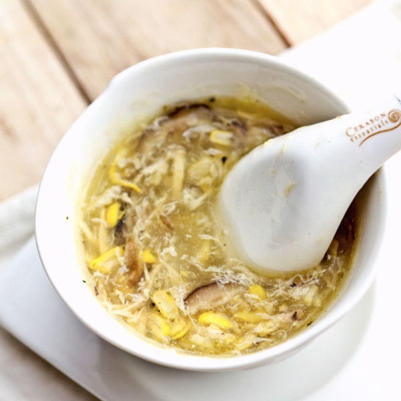 súp gà làm giảm cơn cảm lạnh