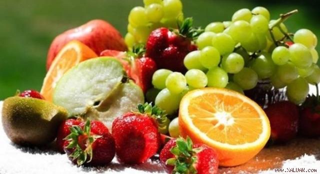 Cách rửa trái cây hiệu quả