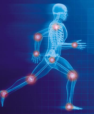 Duy trì sức khỏe xương khớp để cuộc sống hạnh phúc và vui vẻ