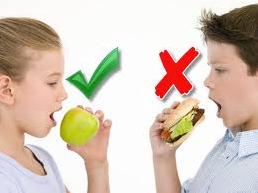 Chế độ ăn kiêng là tốt nhưng có thể với 1 vài trẻ nó sẽ phản tác dụng