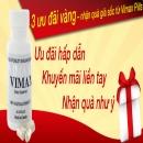 3 Ưu đãi vàng – Nhận quà giá sốc từ Vimax Pills