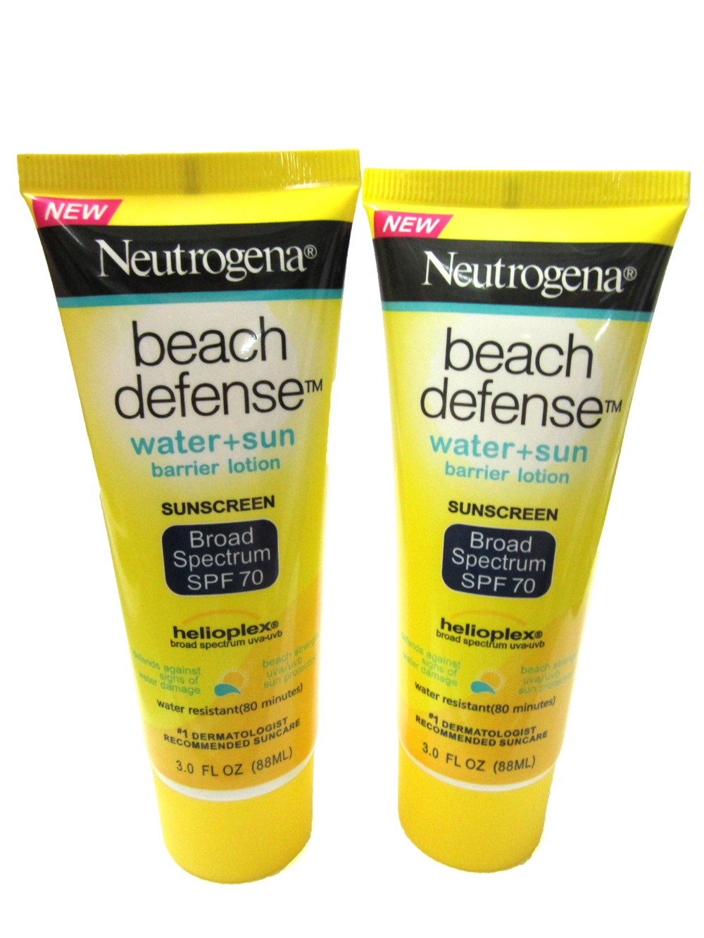 Neutrogena beach defense spf 70 88ml , kem chống nắng đi biển tốt nhất