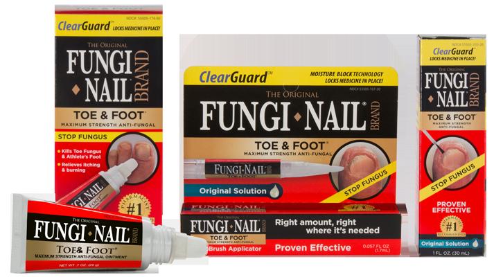 Hình 8: Nếu bạn muốn đẩy nhanh tốc độ điều trị, có thể dùng dung dịch trị nấm móng Fungi Nail, có tác dụng  diệt nhanh vi khuẩn gây hại cho móng và viêm da, ngăn ngừa sự lây lan của nấm, giúp móng chắc khỏe tự nhiên. Sử dụng dung dịch Fungi Nail – USA, bạn sẽ thấy hiệu quả đáng kể chỉ sau 1 tuần sử dụng và đạt kết quả tốt nhất trong 4 tuần.