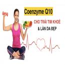 Thuốc CoQ10 300mg hỗ trợ sức khỏe tim mạch có tốt không? Giá bao nhiêu?