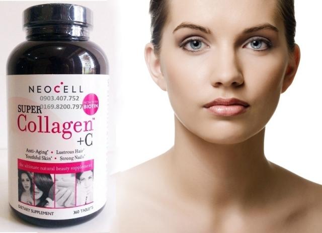 Neocell super collagen biotin có tốt không ? mua ở đâu?