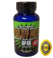 Virility VPRX Pills TPCN Hỗ Trợ Điều Trị Bệnh Rối Loạn Cương Dương và Xuất Tinh Sớm, 60 Viên