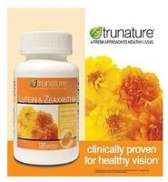 TruNature Lutein & Zeaxanthin 140 viên: Thuốc giúp cải thiện thị lực và bảo vệ mắt