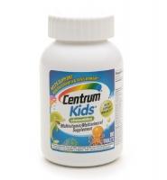 Centrum Kids Chewable Multivitamin 80 viên: Kẹo bổ sung Vitamin và khoáng chất cho bé