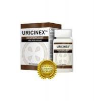 Uricinex Normal Uric Acid, 60 viên: Viên uống ngăn ngừa và hỗ trợ điều trị bệnh gout