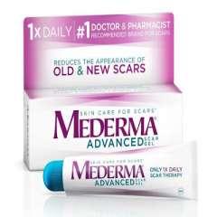 Mederma advance scar gel - kem trị sẹo hiệu quả