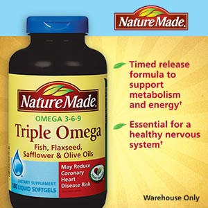 Omega 3 6 9 – viên dầu cá hỗ trợ tim mạch và chống lão hóa hiệu quả