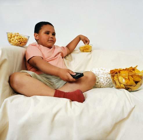 Áp lực của trọng lượng béo phì lên đầu gối