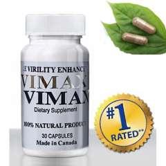 Vimax pills - thuốc giúp tăng kích thước dương vật