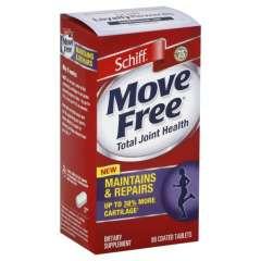 Thuốc hỗ trợ điều trị các bệnh xương khớp hiệu quả và an toàn nhất - move free total joint heath schiff