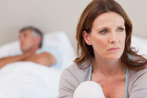 Vấn đề của phụ nữ mãn kinh