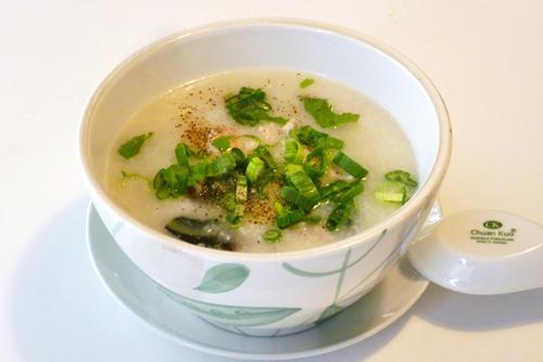 Món ăn ngon, dễ hấp thu dành cho phụ nữ lớn tuổi