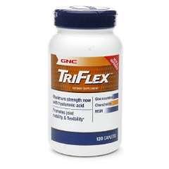 Thuốc trị bệnh xương khớp gnc triflex mua ở đâu, giá bao nhiêu?