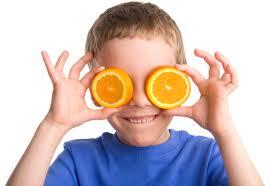 Bổ sung vitamin c cho trẻ em