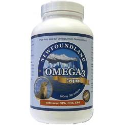 Newfoundland Omega3 Original – Viên uống cung cấp Omega3, 1000mg, 300 viên