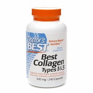 Doctors Best Collagen Types