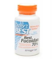 Doctor's Best Fucoidan - Thuốc hỗ trợ điều trị Ung thư hiệu quả nhất