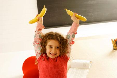 Những thực phẩm trị tiêu chảy hiệu quả cho bé