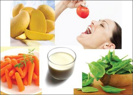 Bổ sung dưỡng chất cần thiết để cơ thể trẻ lâu