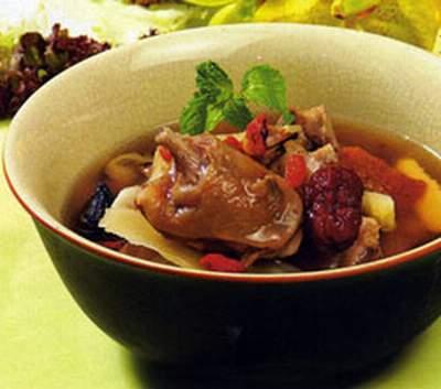 Món ăn cho người bị huyết áp thấp