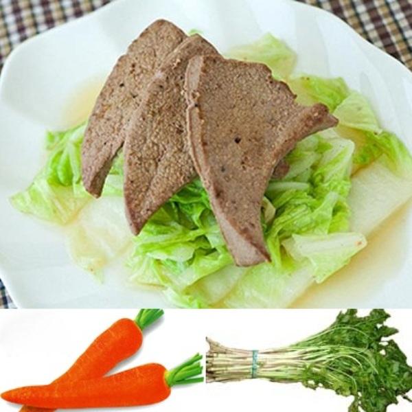 4 món ăn giúp bổ mắt