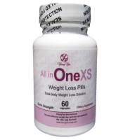 One XS Weight Loss Pills - Thuoc giảm cân an toàn, tăng năng lượng và ngăn chặn cảm giác thèm ăn, 60 viên