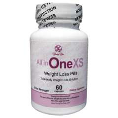 One XS Weight Loss Pills - Viên uống giảm cân an toàn, tăng năng lượng và ngăn chặn cảm giác thèm ăn, 60 viên