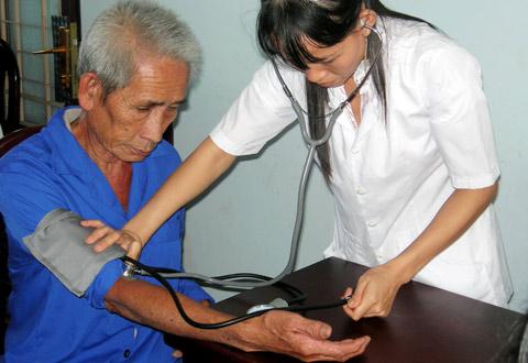 Dừng thuốc khi thấy huyết áp về bình thường