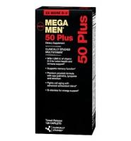 GNC MeGa Men 50 Plus, Thuốc bổ sung dinh dưỡng cho Nam giới trên 50 tuổi, 120 viên