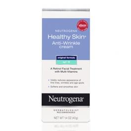 Neutrogena Healthy Skin Anti-Wrinke Cream 40 gram- Kem dưỡng trắng da và ngăn ngừa lão hóa