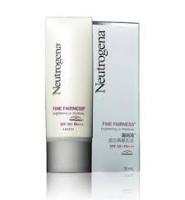 Neutrogena Fine Fairness Brightening UV Moisture SPF 50+ PA+++: Kem chống nắng kết hợp chăm sóc da hàng ngày.
