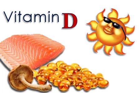 Cơ thể có thể tự tổng hợp Vitamin D qua da dưới tác dụng của ánh nắng mặt trời